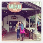 The County Line Legend Bar Bq in Austin, TX