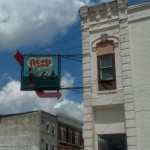 The Tee Pee Lounge in Keokuk
