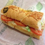 Subway Sandwiches in Fountain Valley