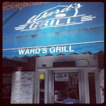 Ward's Grill in Whiteville