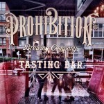 Prohibition Tasting Bar in Vancouver, BC