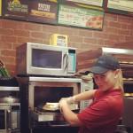 Subway Sandwiches in Winona