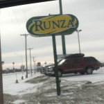 Runza Restaurant in Cozad