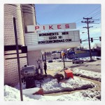 The Pikes Diner in Pikesville, MD