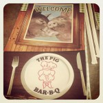 The Pig Bar B Q in Jacksonville