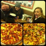 Round Table Pizza in Pittsburg