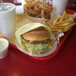 Chris' Hamburgers in Maywood