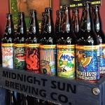 Midnight Sun Brewing Co. in Anchorage, AK