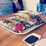 Sushi Infinity in San Jose