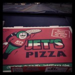 Jet's Pizza in Mason, OH