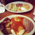 LA Casita Mexican Food in Austin