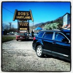 Bob's Dairyland in Roan Mountain