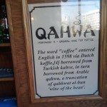 Qahwa Coffee Bar in Memphis, TN