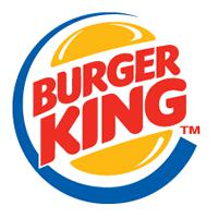 Burger King in Gray