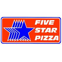 Five Star Pizza in Russellville