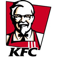 Kentucky Fried Chicken in Gray