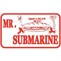 Mr. Submarine