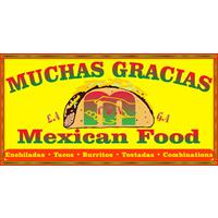 Muchas Gracias Mexican Food in Mcminnville