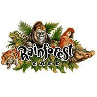 Rainforest Cafe in Houston