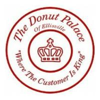 The Donut Palace in Denison