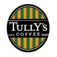 Tully's Coffee in Vancouver