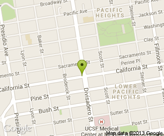 Map of Food Inc Trattoria in San Francisco